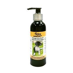 Fourflax 紐西蘭天然亞麻籽油
