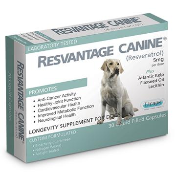 圖片 Resvantage 白藜蘆醇犬用保健品 (30粒裝)