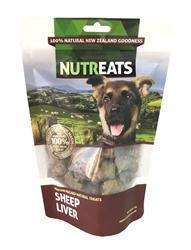 Nutreats 紐西蘭凍乾羊肝 50克