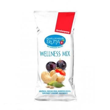 圖片 Simply Fruit Wellness Mix 綜合養生果仁 (提子, 杞子, 腰果仁, 南瓜子, 葵花子) 30g (6包)