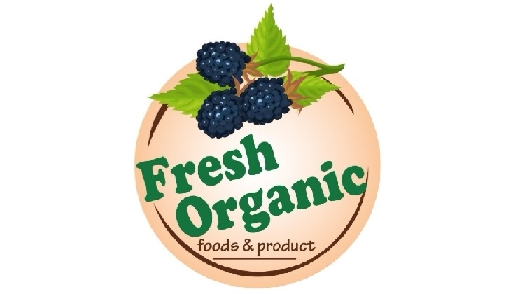 Center Images: Fresh Organic