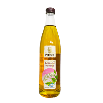 Picture of Perger German Organic Elderflower 500ml