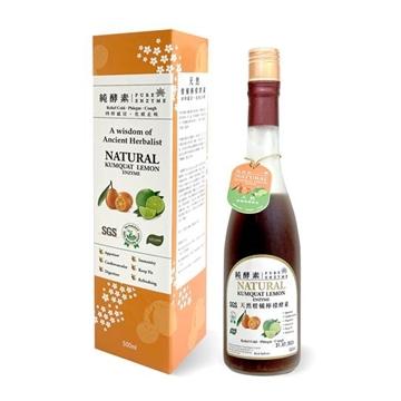 圖片 Pure Enzyme純酵素 - 天然柑桔檸檬酵素 500ml