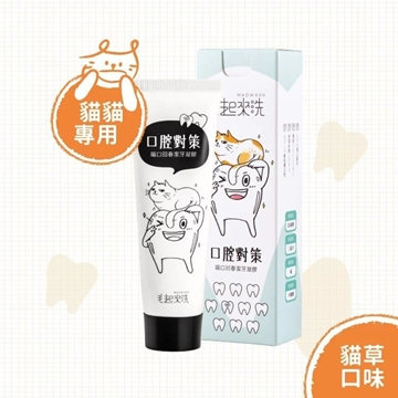 Picture of Maowash Cat Recovery Toothpaste 75g