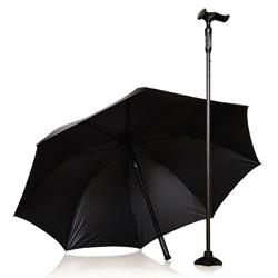 Agegracefully 碳纤维拐杖伞