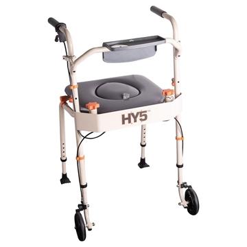 圖片 HY5 5合1 助行沐浴便車