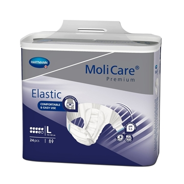 Picture of Hartmann MoliCare® Premium Elastic Drop 9 L P24 (1Box 3packs)