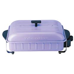 recolte 麗克特 日本電熱鍋 Home BBQ RBQ-1