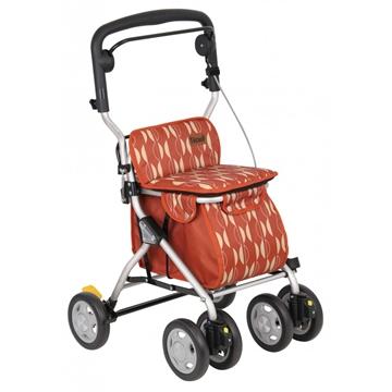 Picture of TacaoF Nordic Walking Cart (Orange)