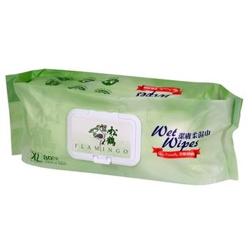 圖片 松鶴 濕紙巾 (80片/包)