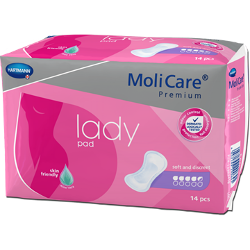 Picture of MoliCare Worry-Free Mattress 4.5 Drops For Women Super Strength (14 pcs/pack)