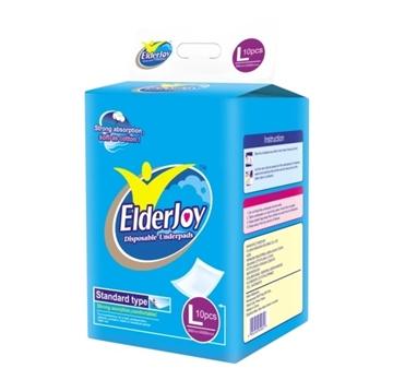 Picture of Elderjoy Disposable Underpads (L)