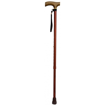 Picture of Silver Solutions Adjustable Walking Stick (Color/Pattern)