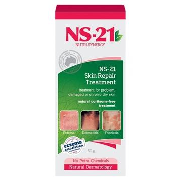 圖片 Nutri-Synergy NS-21循環再生加護膏 50g