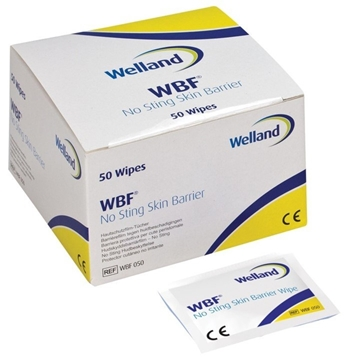 Picture of Welland WBF Barrier Wipes 50's
