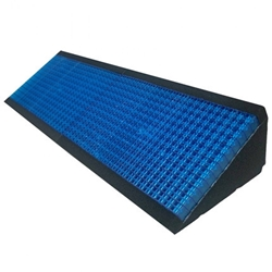 Geltron Extended Triangular Gel Supporting Pad