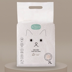 CAT DAILY 貓之日常豆腐貓砂 咖啡味 7公升