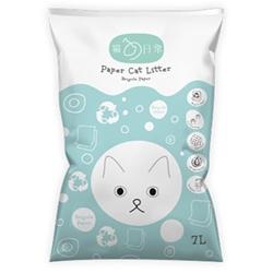 CAT DAILY 貓之日常紙貓砂 7公升 (買一送一)