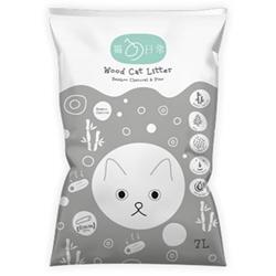 CAT DAILY 貓之日常竹炭松木貓砂6mm 7公升  (買一送一)