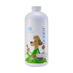 ODOUT Odour & Stain Remover Anti-bacterial Spray for Dog (Refill Pack)