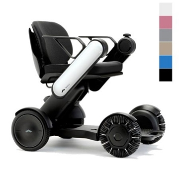 """Picture of WHILL Electric Wheelchair Model Ci (16"""" seat width)"""