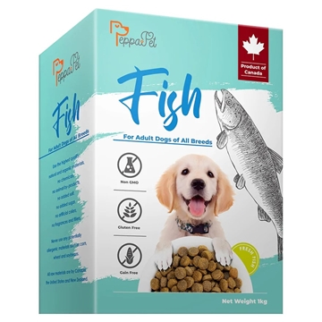 Picture of PEPPAPET All Life Stages Dog Grain Free Fresh Fish 1kg