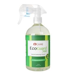 EcoGuard 360 天然极速杀菌除臭清洁剂