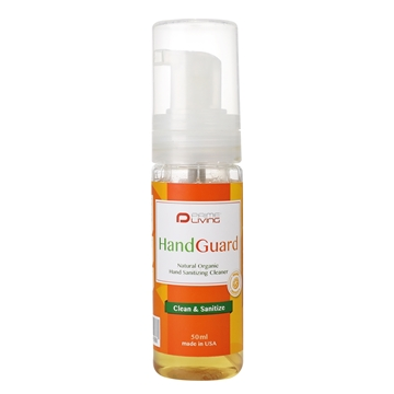 Picture of HandGuard Natural Organic Hand Sanitizing Cleaner