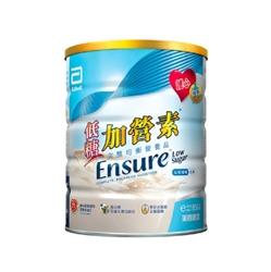 雅培 金装加营素云尼拿味 (低糖) 850g