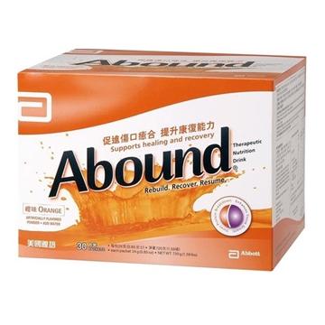 Picture of Abbott Abound Wound Healing Drink Orange Flavor 1 pack 24g (30 packs/box)