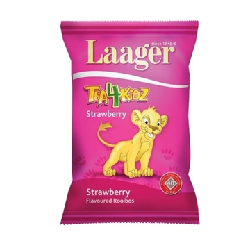 Picture of Laager TEA4KiDZ Roobios Tea Strawberry 80g (24 Packs)