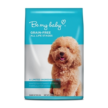Picture of Be my baby USA Whitefish & Sweet Potato Formula (For Dog)