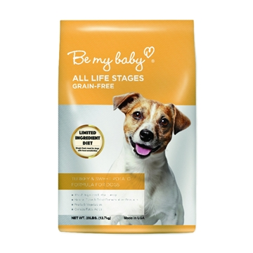 Picture of Be my baby USA Turkey & Sweet Potato Formula (For Dog)