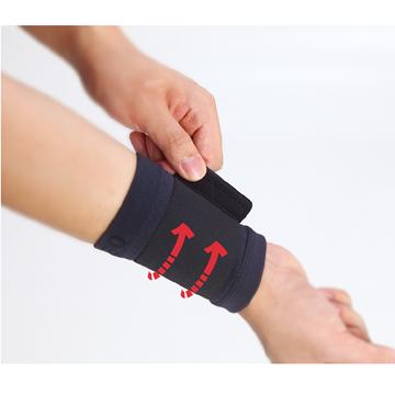 图片 韩国运动织带式护具- 手腕