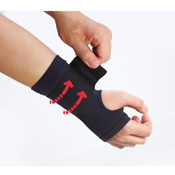 图片 韩国运动织带式护具- 手腕指套