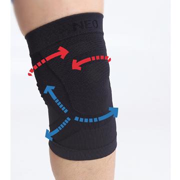 图片 韩国运动织带式护具- 护膝