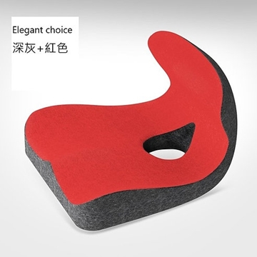 Picture of MedS Support Seat Cushion with lumbar support