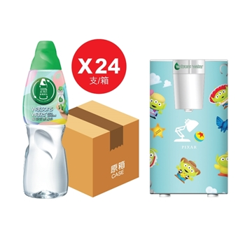 Picture of Water Dispenser combo set (Alien series) with DW800ml x 24