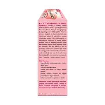 图片 CATALO 孕妇活性益生菌30包