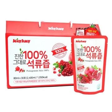 圖片 韓國 Jecyjucy 紅石榴汁