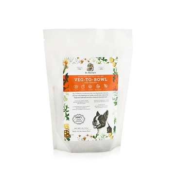 Picture of Dr. Harvey's Veg-To-Bowl Fine Ground - Dehydrated Vegetable Pre-Mix for Dogs - 1lb
