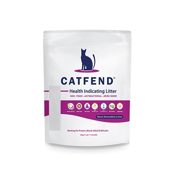 Picture of CATFEND Health Indicating Litter 2kg