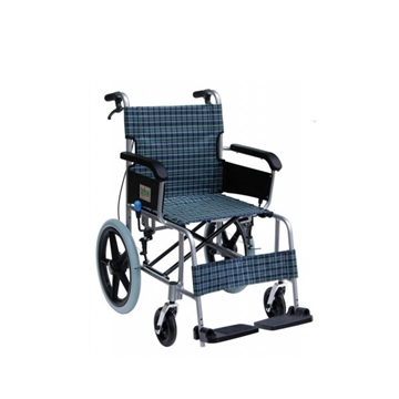 Picture of TopOne Light Weight Aluminum Tendance Wheelchair FHW-T19