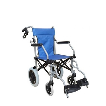 Picture of Light Weight Foldable Manual Wheelchair 12""