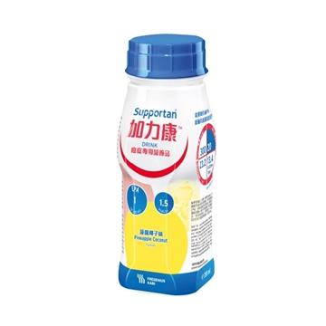 圖片 加力康 癌症專用營養品 Supportan Drink (1箱24支)(菠蘿椰子味) (200ml)