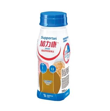 图片 加力康癌症专用营养品Supportan Drink (咖啡味) (1箱24支) (200ml)