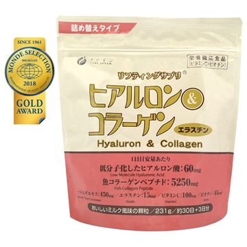 Picture of Fine Japan Hyaluron & Collagen 231g