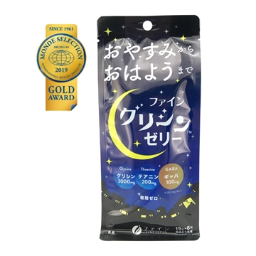 Picture of Fine Japan Glycine Jelly 6 sachets