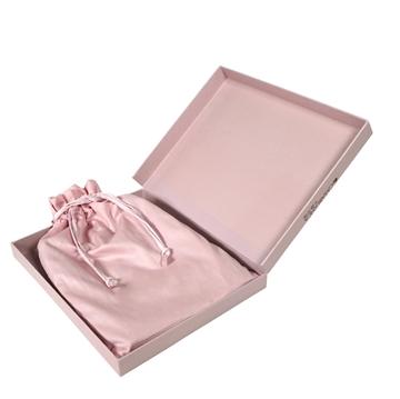 圖片 Casa Beauty 絲柔棉枕袋 - 白薔薇 (一對)