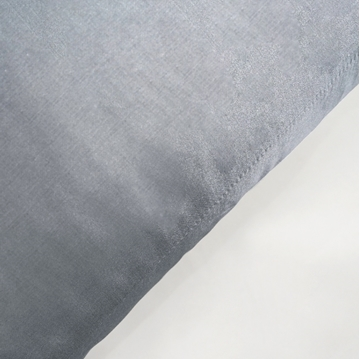 Picture of Casa Beauty Lavish Silky Pillowcase - Silver Snowflake (1 Pair)